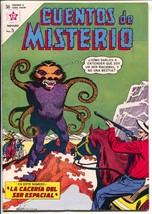 Cuentos de Misterio #35 1963-DC horror stories-Spanish language-VF - $56.75