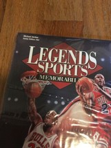 Legends Sports Memorabilia Magazine RARE Michael Jordan Hobby Cover #84 ... - $24.95