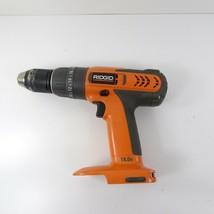 "Ridgid R840011 18v Cordless 1/2"" Vsr Drill/ Driver Tool Only - $31.49"