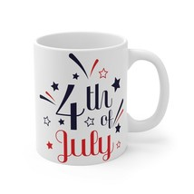 4th Of July - Mug 11oz - $12.00