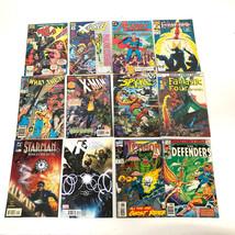 Marvel and DC Comics Lot of 12 Comic Books X-Man, Starman, X-Force (D02-23) - $14.24