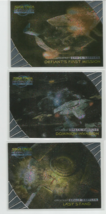 Greatest Space Battles 1999 FLEER/SKYBOX Star Trek Deep Space NINE-LOT Of 6 - $6.79