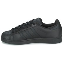 Adidas Originals Superstar black & black Women - $107.00