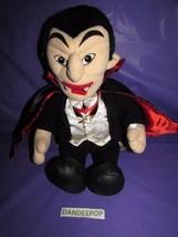 Universal Studios Monsters Dracula 1999 Stuffins Plush Halloween Monster - $13.85