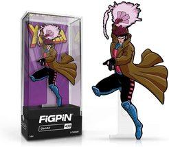 "Brand new Classic 1992 Gambit X-Men Series #439 3"" Enamel Collector Pin... - $30.20"