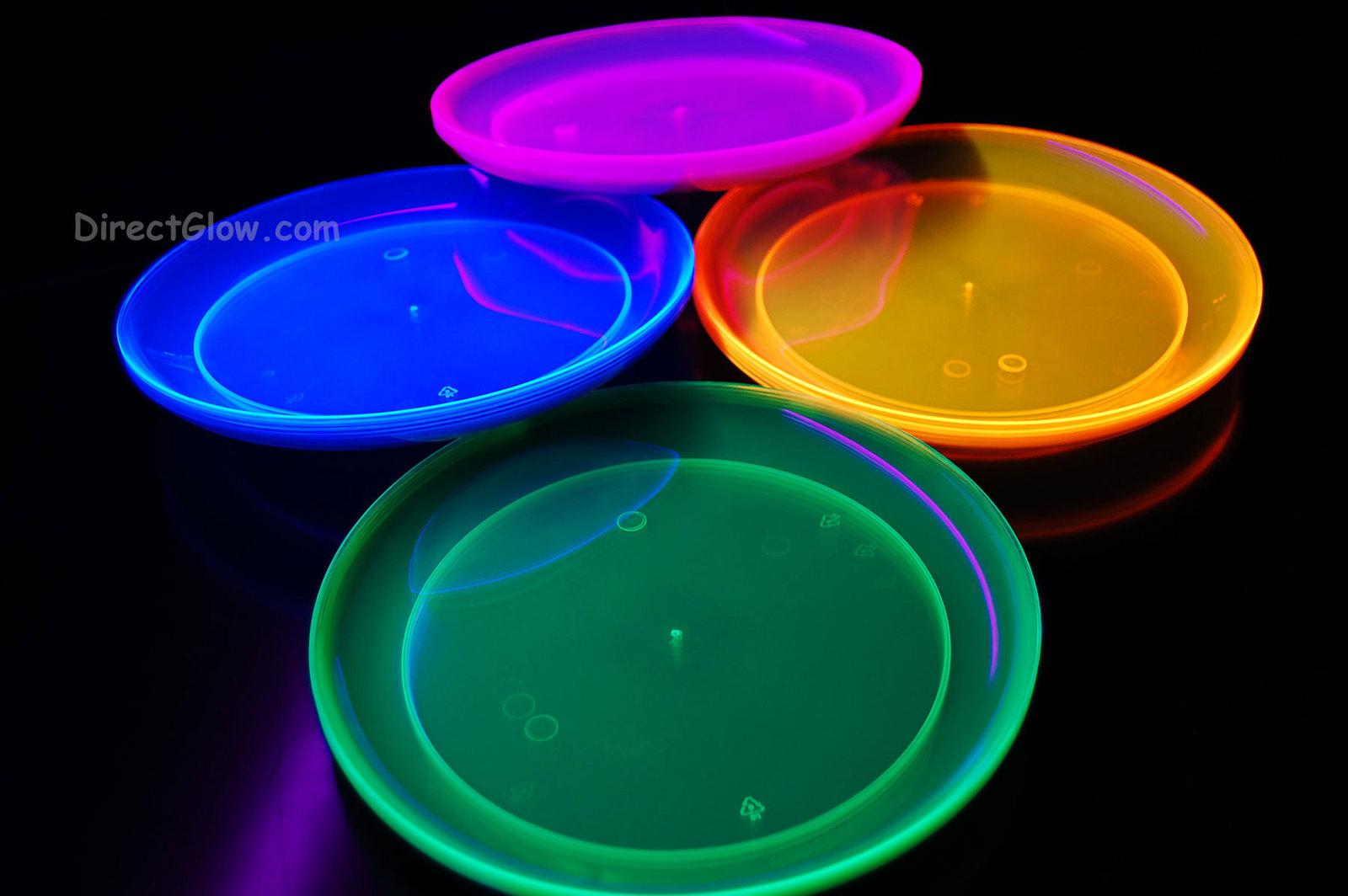 9 inch round plates4
