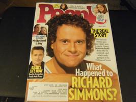 People Magazine - Richard Simmons Cover - April 3, 2017 - $4.01