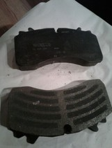 WABCO 12 182 207 Trailer Front or Rear Brake Pads  sold as pictured.