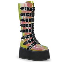 Demonia DAMNED-318 Women's Boots PNGVL - $107.95
