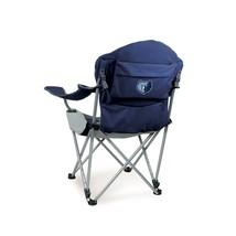 Picnic Time NBA Reclining Camp Chair, Navy - $136.73