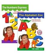 The Alphabet Zoo & The Numbers Express - $19.99