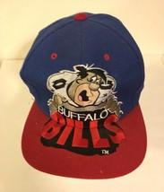 Fred Flintstone Buffalo Bills NFL Snapback Vintage Hat - $33.25