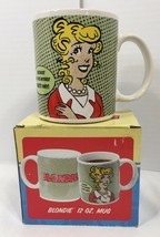 BLONDIE COMIC Coffee Mug/Cup Because I'm The Mother Thats Why! Mothers D... - £17.98 GBP