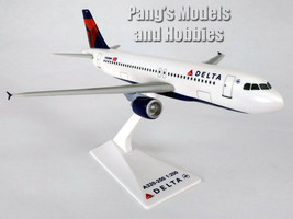 Airbus A320-200 (A320) Delta Airlines 1/200 Scale Model by Flight Miniat... - $29.69
