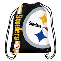 Pittsburgh Steelers Retro Drawstring Backpack - ₹1,964.38 INR