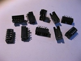 Molex 87832-1020 Connector Shrouded Header 10 Posn 2mm - NOS Qty 10 - $4.74