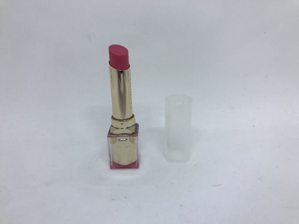 Primary image for Clarins Rouge Eclat Satin Finish Age Defying - #25 Pink Blossom 3g/0.1oz
