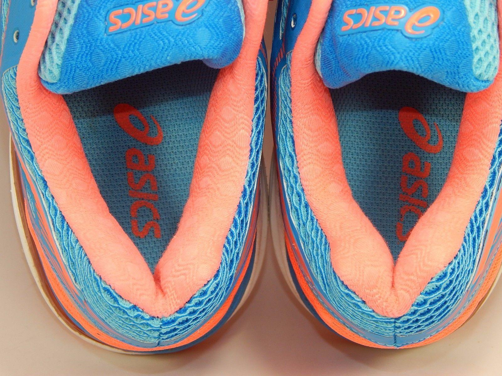 Asics Gel Cumulus 18 Women's Running Shoes Size US 10.5 M (B) EU 42.5 Blue T6C8N