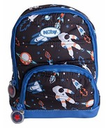 Nuby Quilted Space Backpack with Safety Harness Leash, Child Baby Toddle... - $15.03