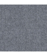 Camira Upholstery Fabric Gray Wool Twill Synergy LDS16 1.5 yards Q - $40.38