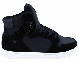 Supra Men's Black S68010 Vaider LX Sneakers