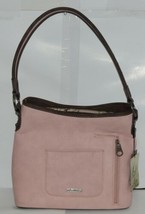 Montana West Collection MW678G 8284 Medium Faux Leather Pink Conceal Carry Purse image 2