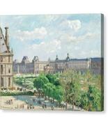 Place du Carrousel Paris 1900 Camille Pissarro - Ready to Hang - $91.63+