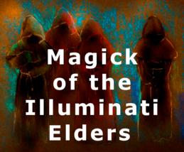 Quantum Illiminati Elders Power Sex Appeal Prosperity Spell betweenallwo... - $129.23