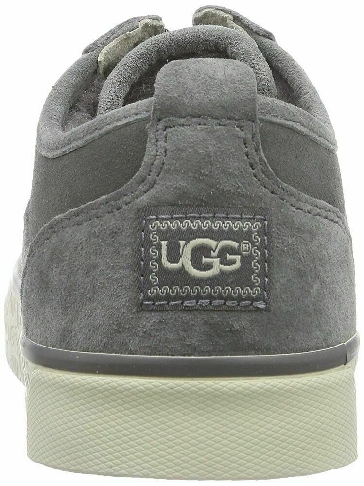 UGG Australia Sport Collection Women's Evera Oxford Sneakers in Pewter, Size 5 image 4