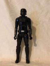"Action Figure Star Wars Titan 12"" Death Trooper Hasbro 2013 - $12.60"
