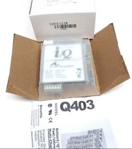 NIB INVENSYS ACTION INSTRUMENTS Q403-1L08 ACTION I/Q DC INPUT ISOLATOR Q403