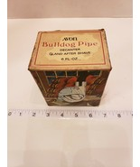 AVON Bulldog Pipe with O Land 6 oz. After Shave Bottle still full from 1972 - $19.79