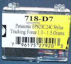 EV PM 2855D NEEDLE STYLUS 718-D7 for Technics EPS-23 EPS-24 EPS-25 EPS-27 image 3