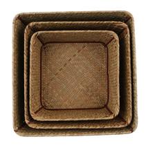 Handmade Seaweed Food Earings Storage Basket Box Tray for Home Organization - €17,49 EUR