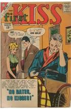 First Kiss #27 ORIGINAL Vintage 1962 Charlton Comics Romance - $98.99