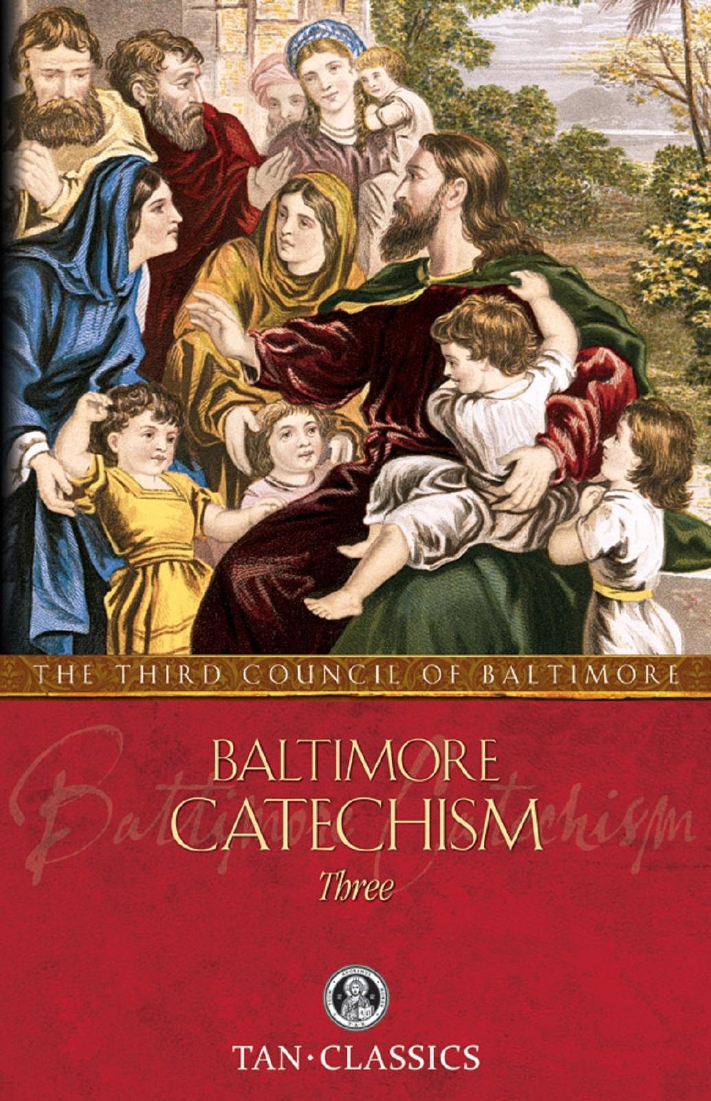 Baltimore catechism 3tc0147x