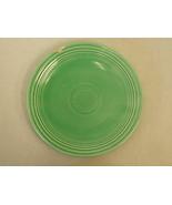 3 Lot Vintage Fiesta Ware LT GREEN B&B Salad Luncheon Plate Homer Laughl... - $17.10