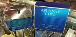Aramis Life Eau de Toilette Spray EDT for Men 1.7 oz 50 ml New in Origin... - $69.99