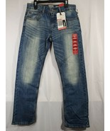 Signature by Levi Strauss Gold Label Boys Athletic slim Straight Jeans 1... - $23.76