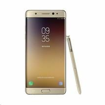 Samsung Galaxy Note FE SM-N935S/K/L / Gold / 64GB / Korean Model Unlocked - $398.00