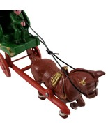 Vintage UCGC Cast Iron Mail Wagon Stored In Original Box US Mail US Mail - $50.00