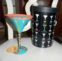 "Lolita ""30ish""  7 oz. martini glass - $15.00"