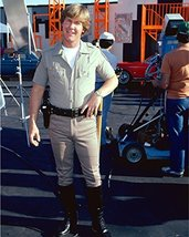 Larry Wilcox Chips Rare 16x20 Canvas Giclee full length - $69.99