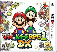 New 3DS Mario & Luigi RPG1 DX Import Japan - $59.39