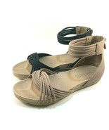 Adam Tucker by Me Too Serene8 Leather Strappy Gladiator Sandal Choose Sz... - $53.40