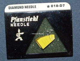 Pioneer PN-K75 used in PC-75 Pfanstiehl 818-D7 TURNTABLE STYLUS NEEDLE STEREO image 1