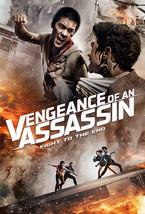 Vengeance Of An Assassin DVD Indonesian police mob action movie Tony Jaa - $19.99