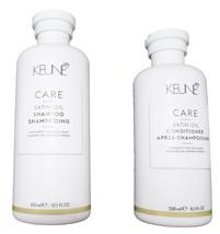 Keune Care Line - Satin Oil Shampoo and Conditioner Duo