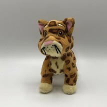 """TY BABY JAGUAR FROM GO DIEGO GO 6"""" BEANIE BABIES RETIRED HARD TO FIND 2007 - $17.75"""