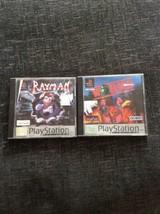 Rayman (Sony PlayStation 1, 1995) - $17.30